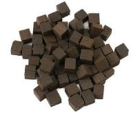 Кубики из кавказского скального дуба, сильный обжиг, 100 гр